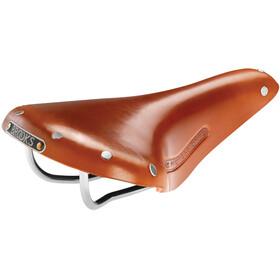 Brooks Team Pro Classic Saddle Made Of Corn Leather honey